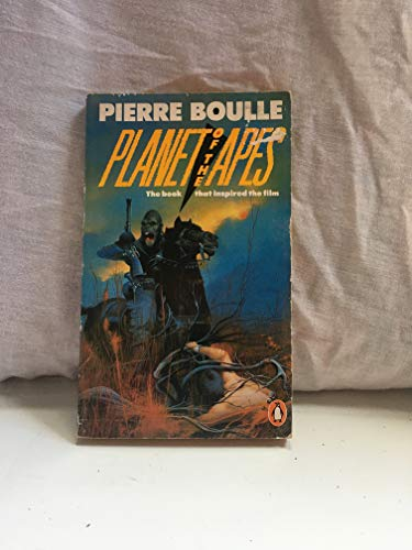 Planet of the Apes ( Monkey Planet: Pierre Boulle