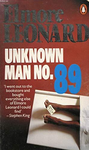 9780140085723: Unknown Man No.89