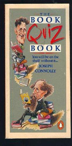 9780140085730: The Book Quiz Book