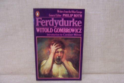 9780140085761: Ferdydurke