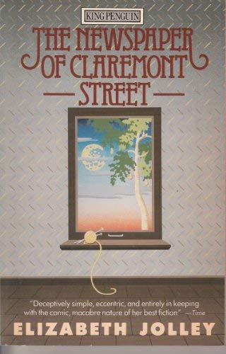 The Newspaper of Claremont Street (King Penguin) (0140085823) by Jolley, Elizabeth