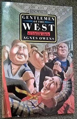 9780140086102: Gentlemen of the West (King Penguin)