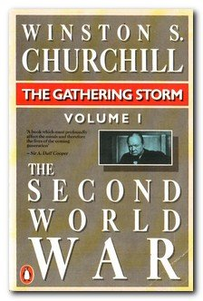 9780140086119: The Second World War, Volume 1: The Gathering Storm