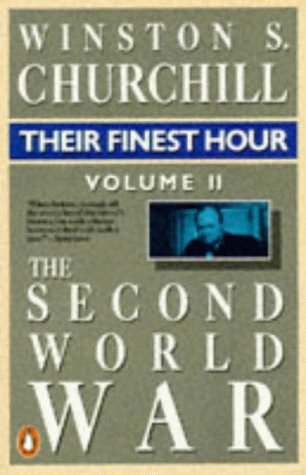 Second World War: Winston Churchill