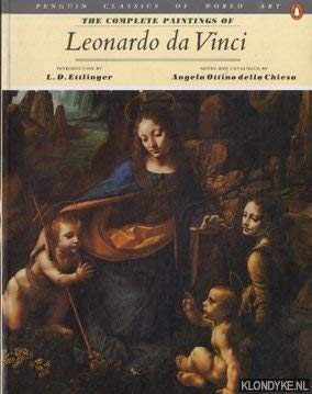 9780140086492: Comp.Paintings of Leonardo Da Vinci (Class of World Art)