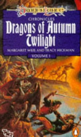 9780140087185: Dragonlance Chronicles: Dragons Of Autumn Twilight