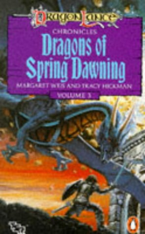 9780140087208: Dragonlance Chronicles: Dragons of Spring Dawning