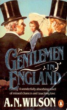 9780140087215: Gentlemen in England