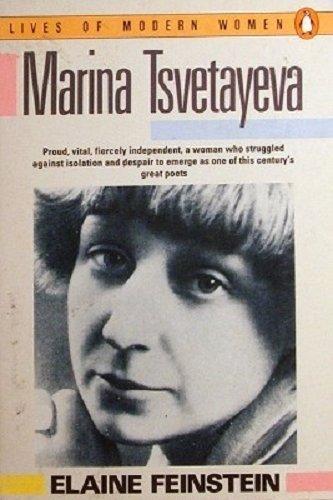 9780140087338: Marina Tsvetayeva (Lives of Modern Women)