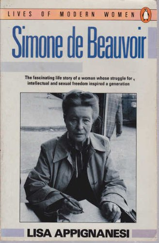 9780140087376: Simone de Beauvoir (Lives of Modern Women)