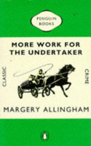 9780140087772: More Work for the Undertaker (Classic Crime)
