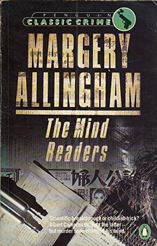 9780140087789: THE MIND READERS (CLASSIC CRIME)