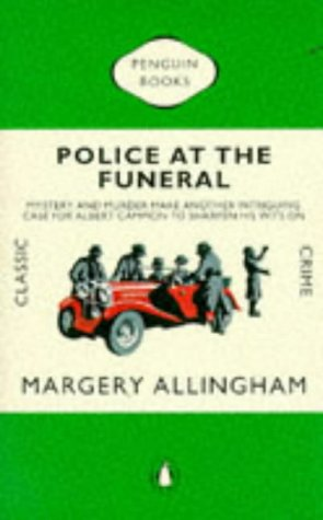 9780140087802: Police at the Funeral (Classic Crime S.)