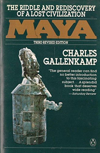 9780140088311: Maya: The Riddle and Rediscovery of a Lost Civilization; Third Revised Edition