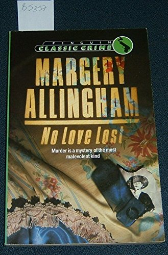 9780140088366: No Love Lost (Classic Crime)