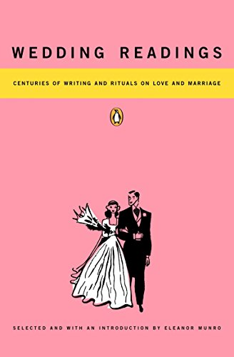 9780140088793: Wedding Readings: Centuries of Writing and Rituals of Love and Marriage