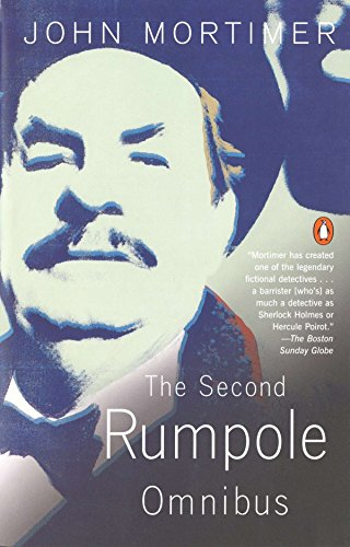 9780140089585: The Second Rumpole Omnibus: Rumpole for the Defence;Rumpole and the Golden Thread; Rumpole's Last Case: 2nd (Crime Monthly)