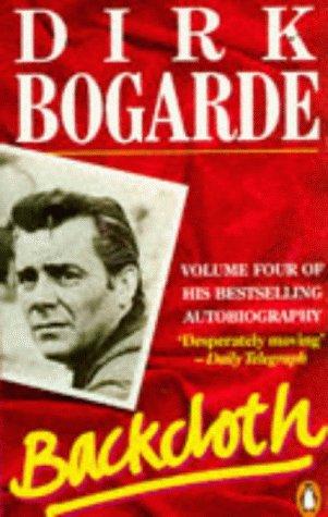 9780140089677: Backcloth (Dirk Bogarde's Autobiography)