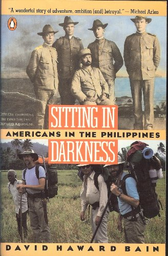 9780140089929: Sitting in Darkness: Americans in the Philippines
