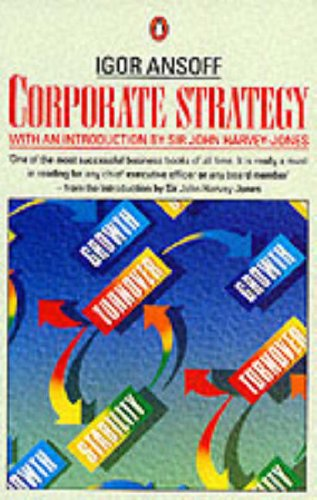 9780140091120: Corporate Strategy (Business Library)