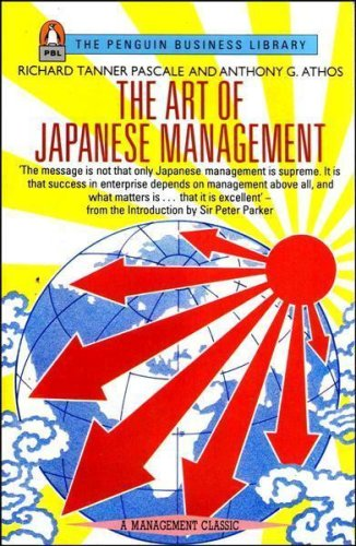 9780140091151: The Art of Japanese Management (Business Library)