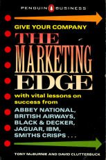9780140091229: The Marketing Edge (Business Library)