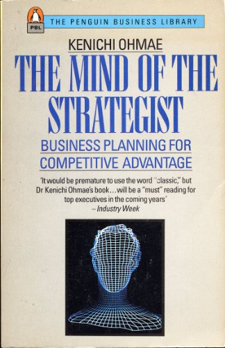 9780140091281: The Mind of the Strategist: Art of Japanese Business (Business Library)