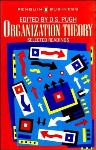 9780140091311: Organization Theory: Selected Readings (Business Library)