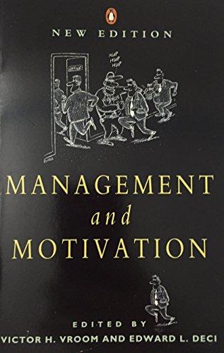 9780140091519: Management and Motivation (Penguin business)