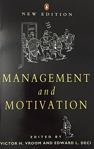 9780140091519: Management and Motivation (Penguin business)