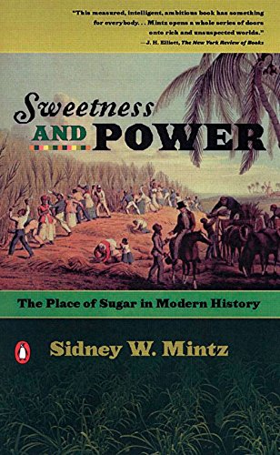 9780140092332: Sweetness and Power: Place of Sugar in Modern History