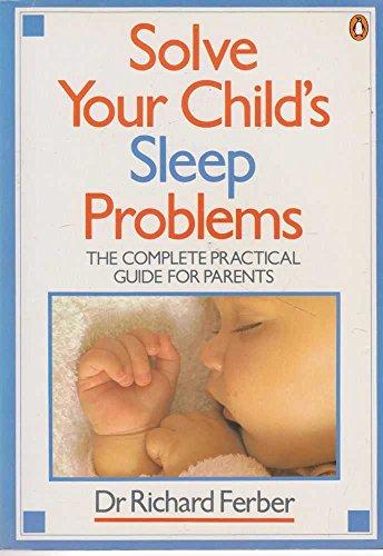 9780140092417: Solve Your Child's Sleep Problems