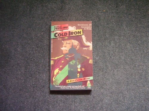 9780140092523: Cold Iron