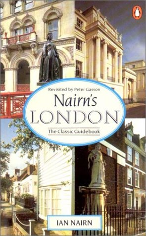 9780140092646: Nairn's London