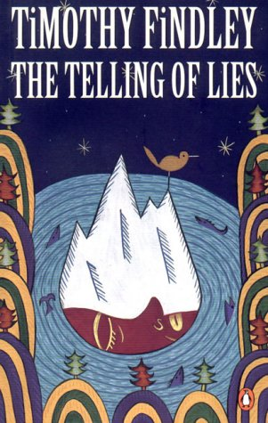 9780140093063: Telling of Lies: A Mystery