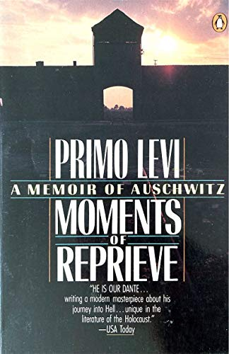 9780140093704: Moments of Reprieve