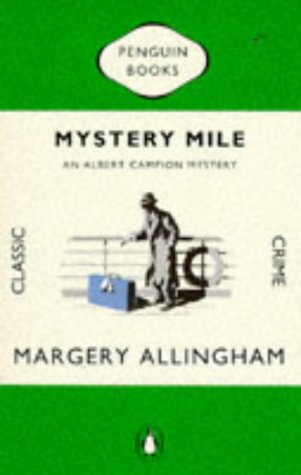 9780140093803: Mystery Mile (Classic Crime)