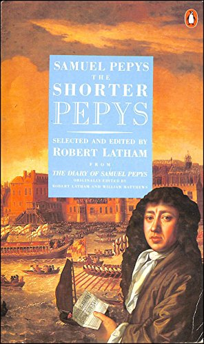 9780140094183: The Shorter Pepys