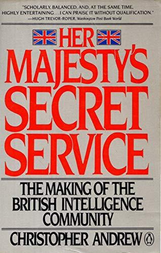 Her Majesty's Secret Service: Andrew, Christopher