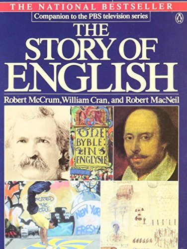 9780140094350: THE STORY OF ENGLISH