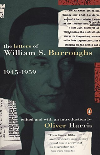 9780140094527: The Letters of William S. Burroughs, Vol. 1: 1945-1959