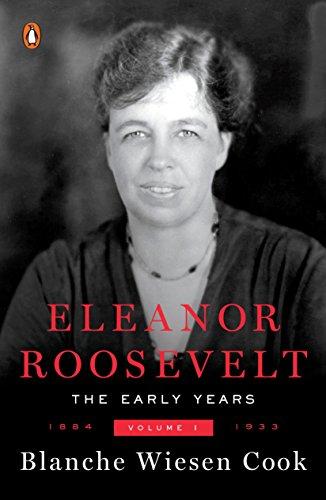 9780140094602: Eleanor Roosevelt: Volume One, 1884-1933