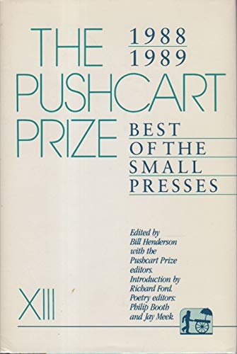 9780140094701: The Pushcart Prize 12