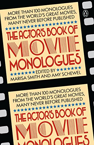 9780140094756: The Actor's Book of Movie Monologues: More Than 100 Monologues from the World's Great Movies