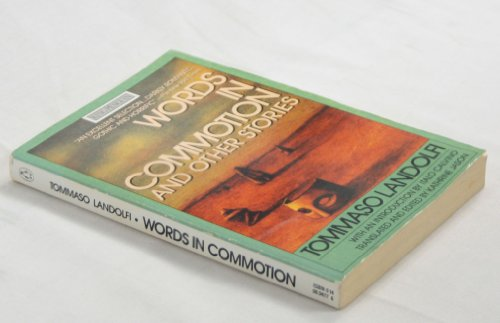 9780140094770: Words in Commotion and Other Stories