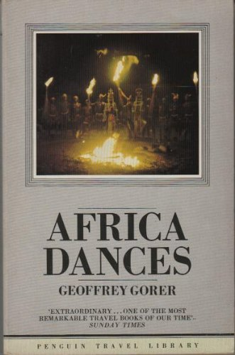 9780140095029: Africa Dances (Travel Library)