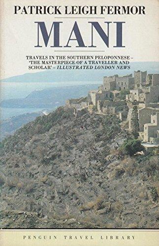 9780140095036: Mani (Travel Library)