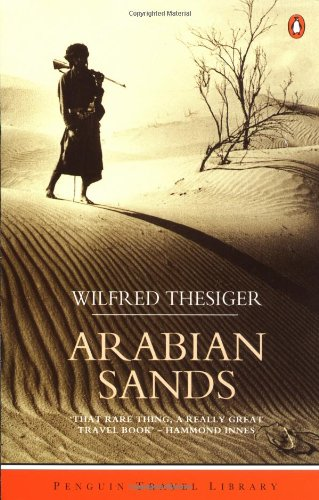 9780140095142: Arabian Sands (Travel Library)
