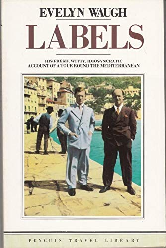 9780140095180: Labels: A Mediterranean Journal (Travel Library)
