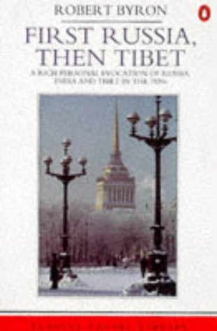 9780140095197: First Russia, Then Tibet (Travel Library)